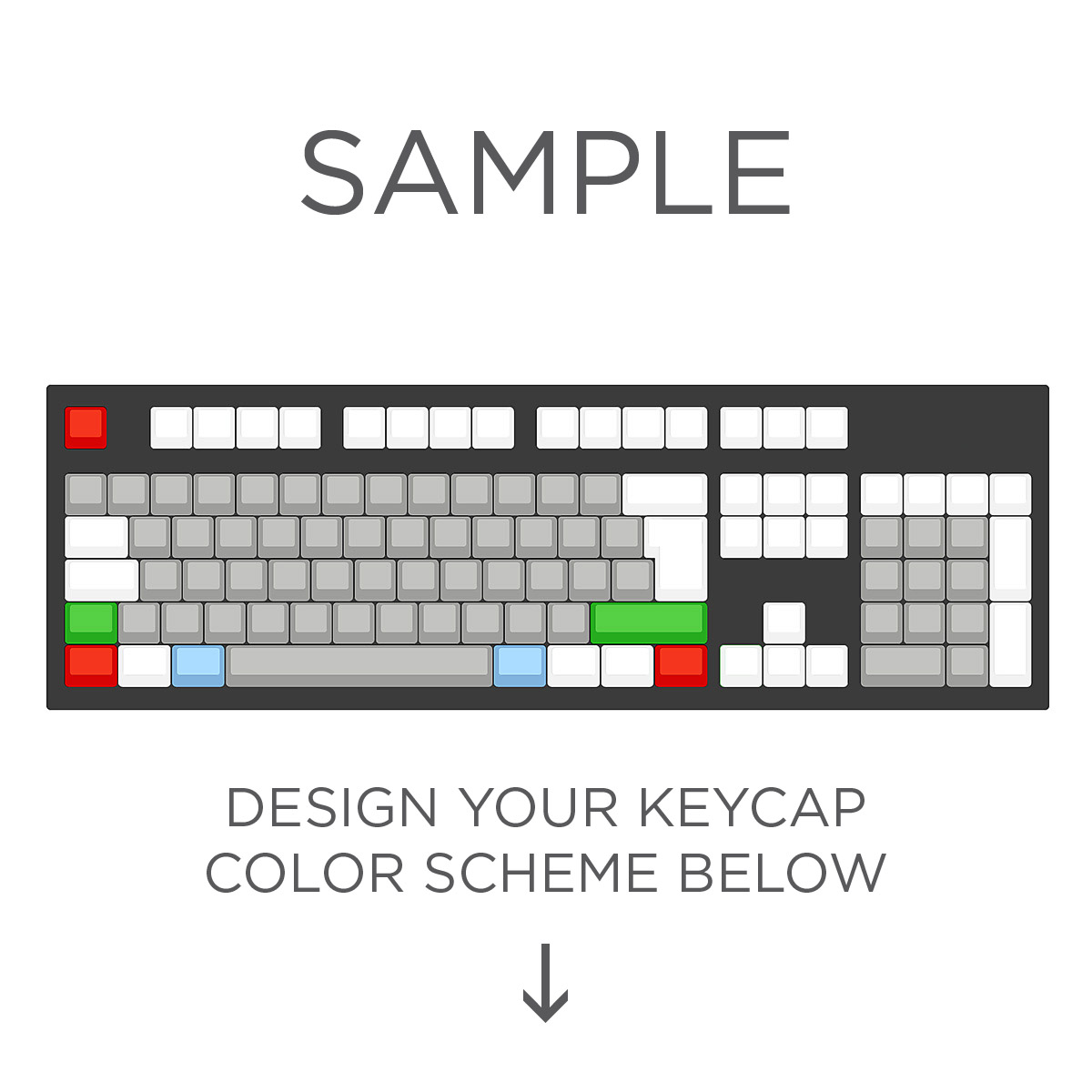 Max keyboard iso layout custom color cherry mx keycap set top max keyboard iso 105 key layout custom color cherry mx full replacement keycap set nvjuhfo Image collections