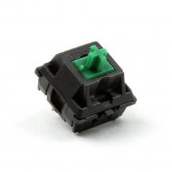 Cherry MX Green Keyswitch - MX1A-F1NN (Tactile Click & Tactile Bump)