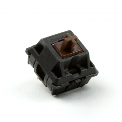 Cherry MX Brown Keyswitch - MX1A-G1NN (Soft Tactile Bump)