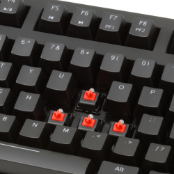 Max Keyboard Nighthawk X9 (Cherry MX Red) Backlit Mechanical Keyboard