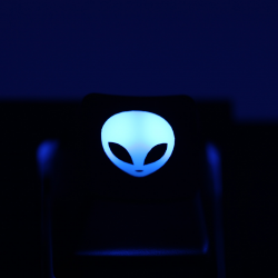 "Max Keyboard Custom R4 ""Alien"" Backlight Cherry MX Keycap"