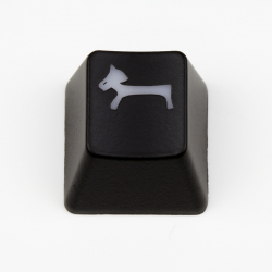 "Max Keyboard Custom R4 Chinese Astrology ""Dog"" Animal Sign Backlight Cherry MX Keycap"