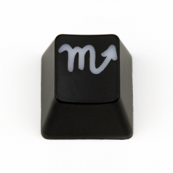 "Max Keyboard Custom R4 Zodiac Horoscope ""Scorpio"" Sign Backlight Cherry MX Keycap"