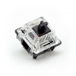 Gateron KS Black Key Switch (Linear 60g)