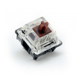 Gateron KS Brown Key Switch (Tactile 55g)