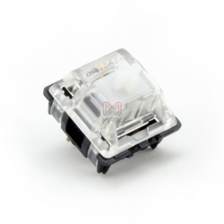 Gateron KS Clear Key Switch (Linear 35g)