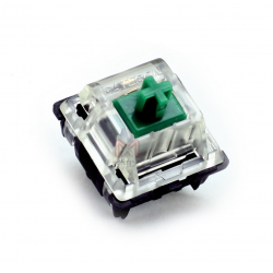 Gateron KS Green Key Switch (Tactile & Clicky 80g)