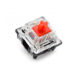Gateron KS Red Key Switch (Linear 45g)