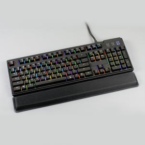 Max Keyboard Nighthawk Pro X (Cherry MX RGB) Multicolor Backlit Mechanical Keyboard