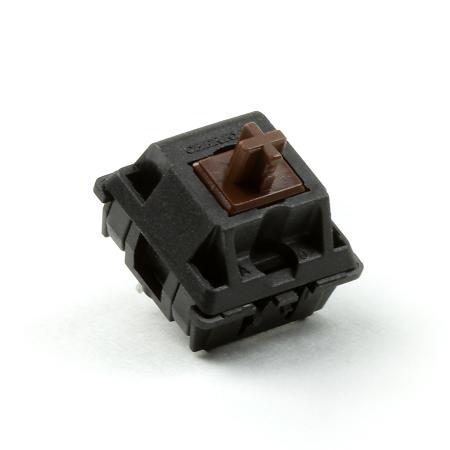 Cherry MX Brown Keyswitch - MX1A-G1NN (Soft Tactile Bump)