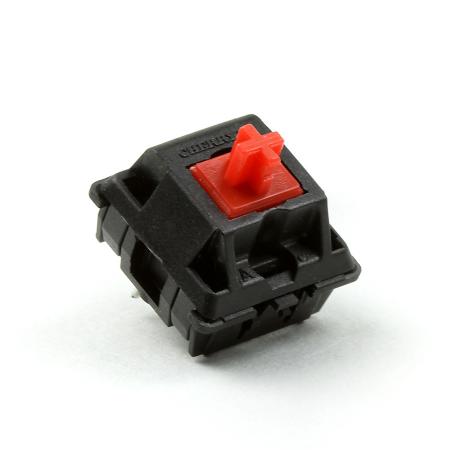 Cherry MX Red Keyswitch - MX1A-L1NN (Soft Linear)