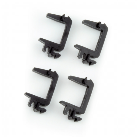 Cherry MX Plate Mounted Stabilizer Clips (4 pcs)