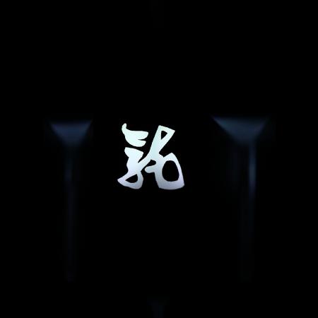 "Max Keyboard Custom R4 Chinese Astrology ""Dragon"" Animal Sign Backlight Cherry MX Keycap"