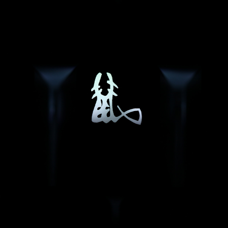 "Max Keyboard Custom R4 Chinese Astrology ""Rat"" Animal Sign Backlight Cherry MX Keycap"