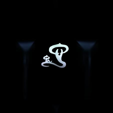 "Max Keyboard Custom R4 Chinese Astrology ""Snake"" Animal Sign Backlight Cherry MX Keycap"