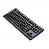 Max Keyboard Blackbird Tenkeyless (TKL) Cherry MX Backlit Mechanical Keyboard