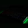 AN EXAMPLE: Max Keyboard Blackbird Full Custom Rainbow Color Backlit Mechanical Keyboard
