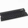 Max Universal Cherry MX Translucent Clear Black Full Keycap Set (Front Side Print)