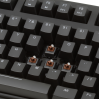 Max Nighthawk X8 Cherry MX Brown Backlit Mechanical Keyboard