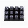 Max Keyboard Cherry MX Zodiac Horoscope icon backlight key cap pack set