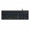 Max Keyboard Nighthawk X7 (Cherry MX Blue) Backlit Mechanical Keyboard