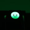 "Max Keyboard Custom R4 ""Smiley Face"" Backlight Cherry MX Keycap"