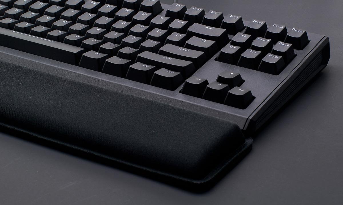 c9dac072896 Max Keyboard Blackbird Tenkeyless (TKL) Cherry MX Backlit Mechanical  Keyboard