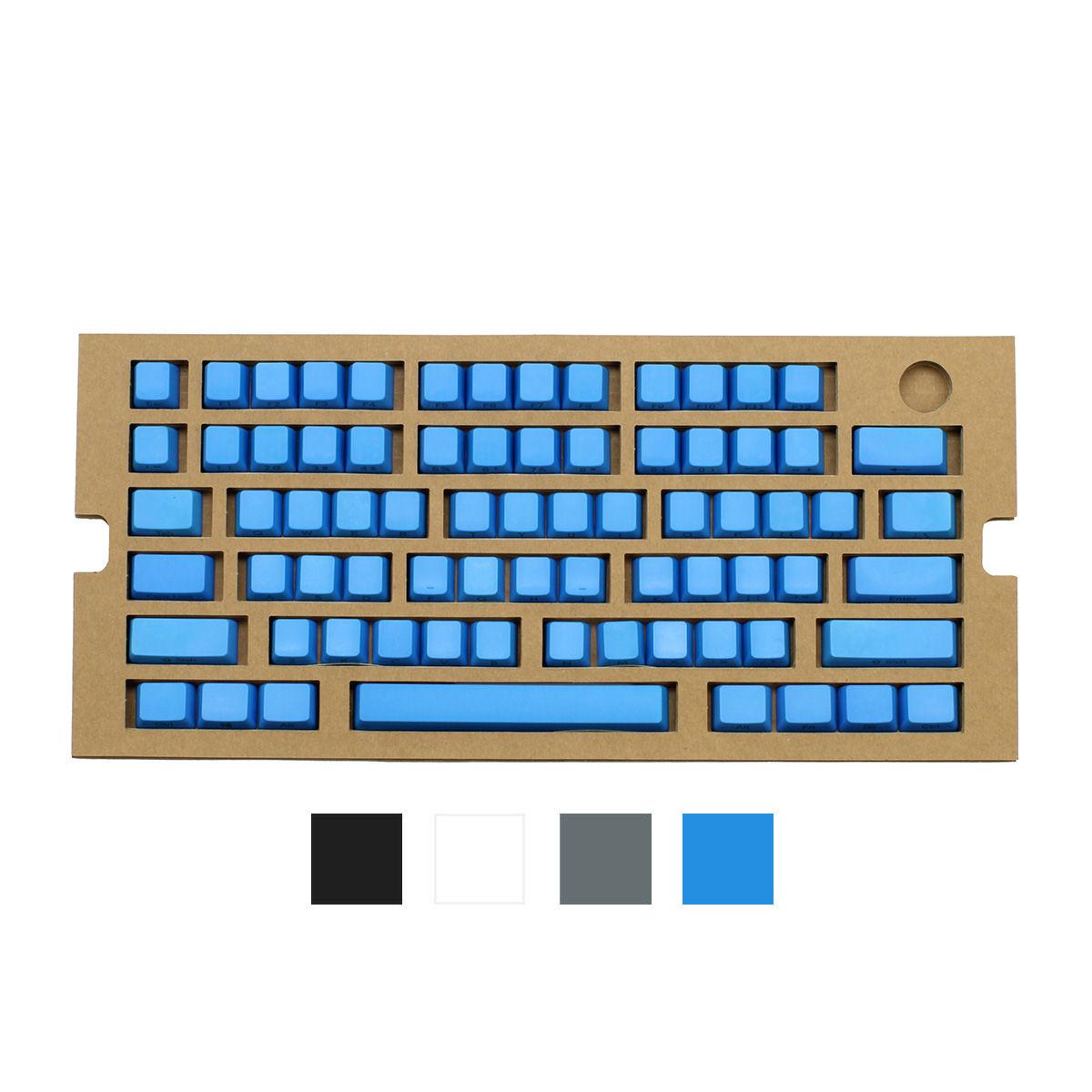 MAX Ansi PBT 104-key Cherry MX Keycap Set (Front Side Print)