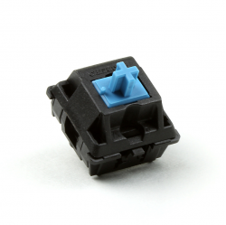 Cherry MX Blue Keyswitch - MX1A-E1NN (Tactile Click & Tactile Bump)