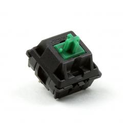 Cherry MX Green Keyswitch - MX1A-F1NN (Tactile Click & Tactile Bump)