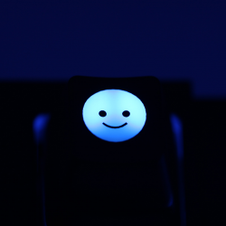"Max Keyboard Custom R4 ""Smiley Face"" Backlight Cherry MX Keycap"