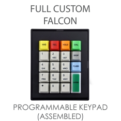 MAX FALCON-20 RGB CUSTOM LAYOUT PROGRAMMABLE KEYPAD