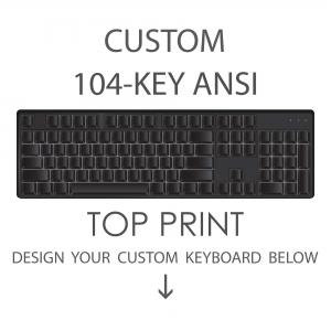 AN EXAMPLE: Max Keyboard Nighthawk Z Custom Color Mechanical Keyboard