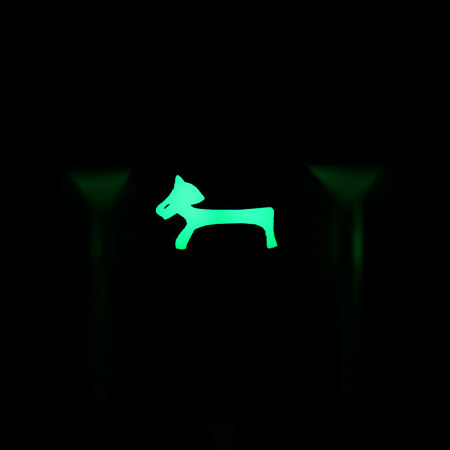 "Max Keyboard Custom R4 Chinese Astrology ""Dog"" Animal Sign Backlight Cherry MX Keycap"