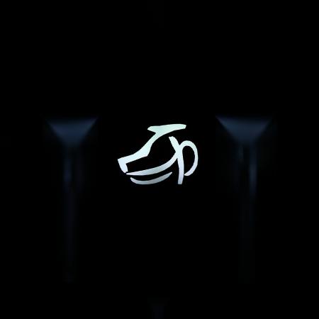 "Max keyboard Custom R4 Chinese Astrology ""Pig"" Animal Sign Backlight Cherry MX Keycap"