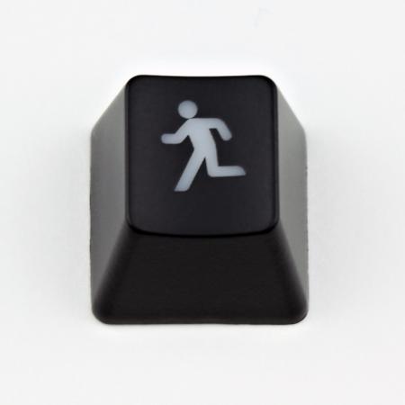 """Max Keyboard Custom R4 """"Escape"""" Backlight Cherry MX Keycap"""