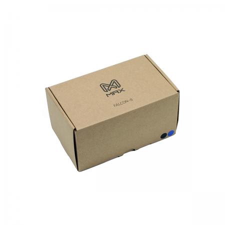 MAX FALCON-8 Programmable mini macropad mechanical keyboard (DIY KIT)