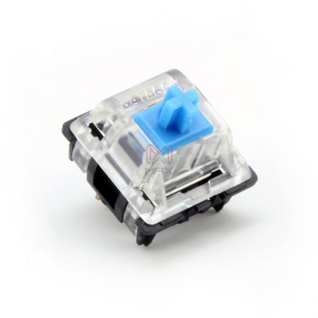 Gateron KS Blue Key Switch (Tactile & Clicky 60g)