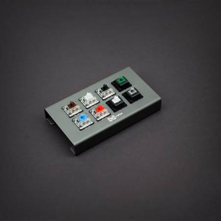 MAX keyboard Keycap, Cherry MX Switch, Gateron Switch, O-Ring Ultimate Sampler Tester Kit
