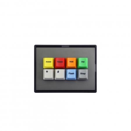 MAX FALCON-8 RGB CUSTOM LAYOUT PROGRAMMABLE KEYPAD