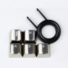 Cherry MX Metal (Zinc) Keycap Set for ESC & WASD Keys