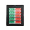 MAX FALCON-20 RGB CUSTOM STOCK MARKET PROGRAMMABLE KEYPAD