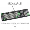 Max Nighthawk Z 105 ISO Custom ISO Mechanical Keyboard