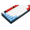 AN EXAMPLE: Max Keyboard Nighthawk Z Custom Color Mechanical Keyboard with Side Print